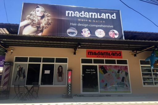 madamland nail & beauty salon phuket