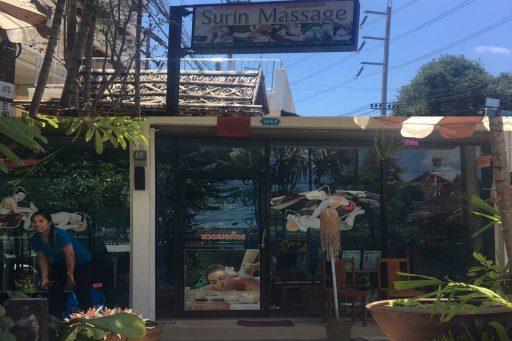 surin massage shop