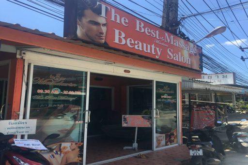 the best massage & beauty salon Phuket