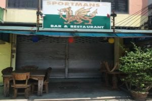 sportsman bar restaurant