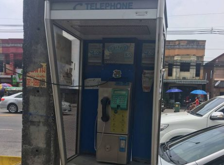 TOT Public Phone