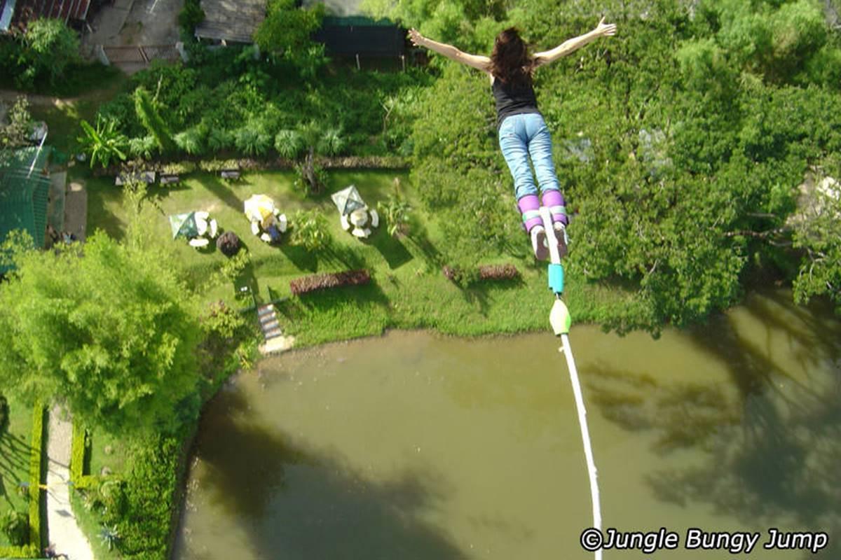 jungle bungy jump kathu phuket