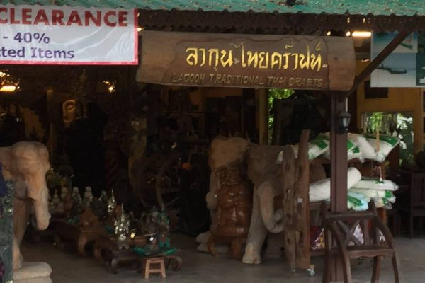Lagoon Traditional Thai Crafts