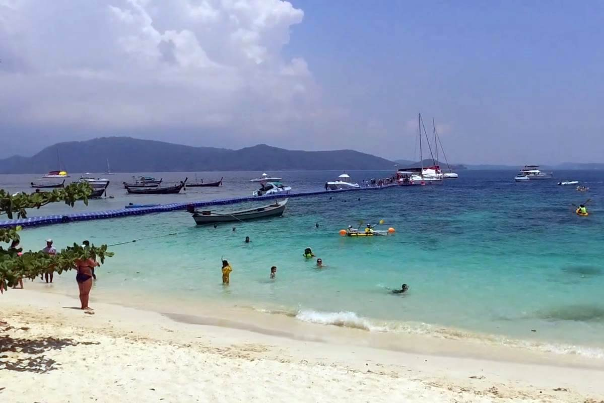 Coral Island | Koh He | Phuket