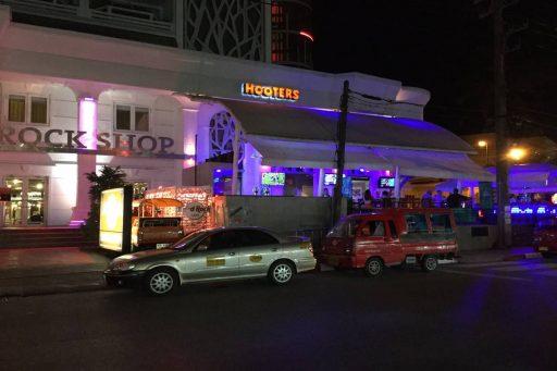 Hooters Patong Phuket