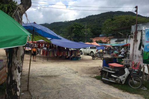 Local Fresh Market Bangtao