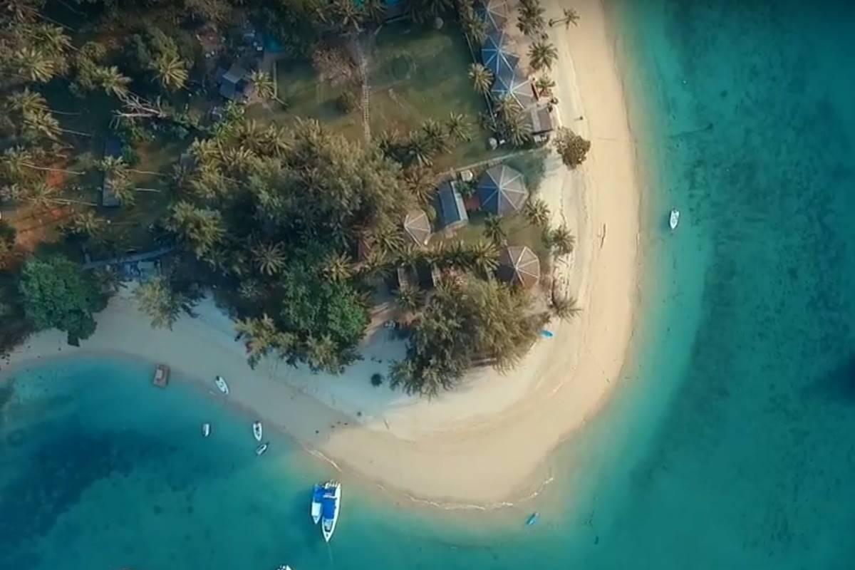 Naka Noi Island Phuket | small island around Phuket