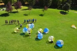 Phuket Bubble Football