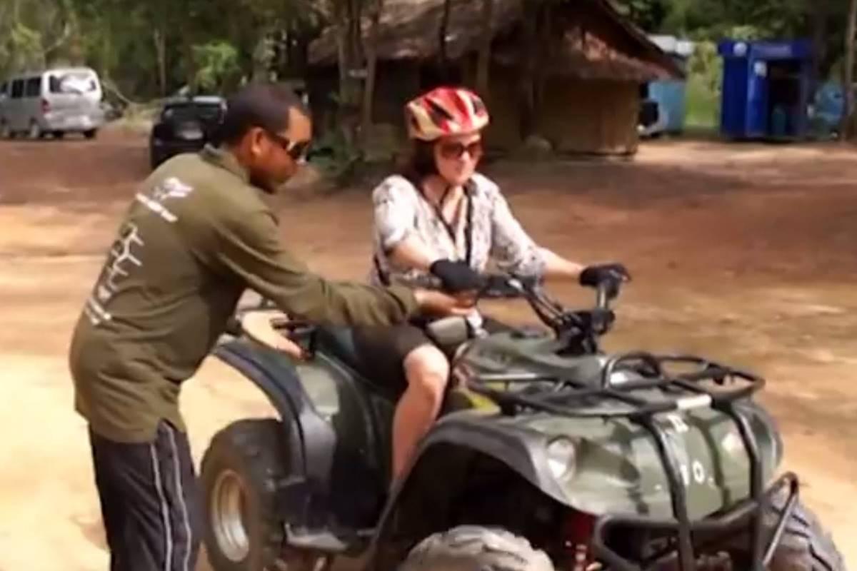 Phuket Paradise Buggy ATV
