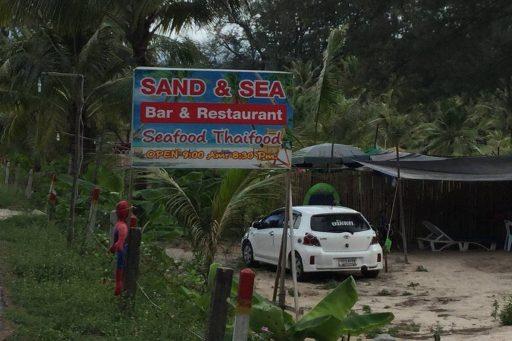 Sand & Sea Bar Restaurant Phuket