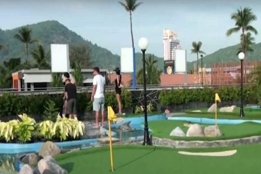 Mini Golf Patong
