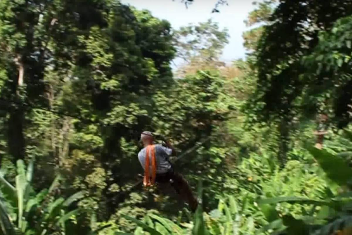 Cable Jungle Adventure Phuket