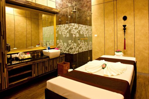 Life Spa Fitness Resort Nai Yang