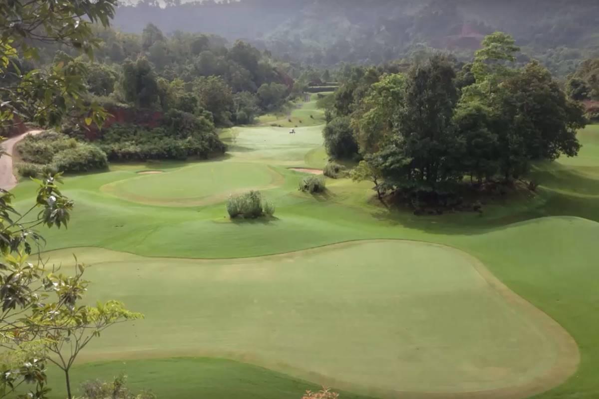 Red Mountain Golf Course Kathu Phuket