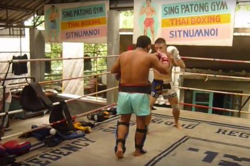 Singpatong Muay Thai