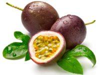 Passion Fruit (เสาวรส - Saowarod) Passiflora edulis