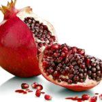 Pomegranate (ทับทิม - Tubtim) Punica granatum