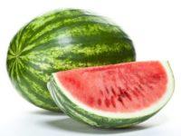 Watermelon (แตงโม - Tangmo) Citrullus lanatus