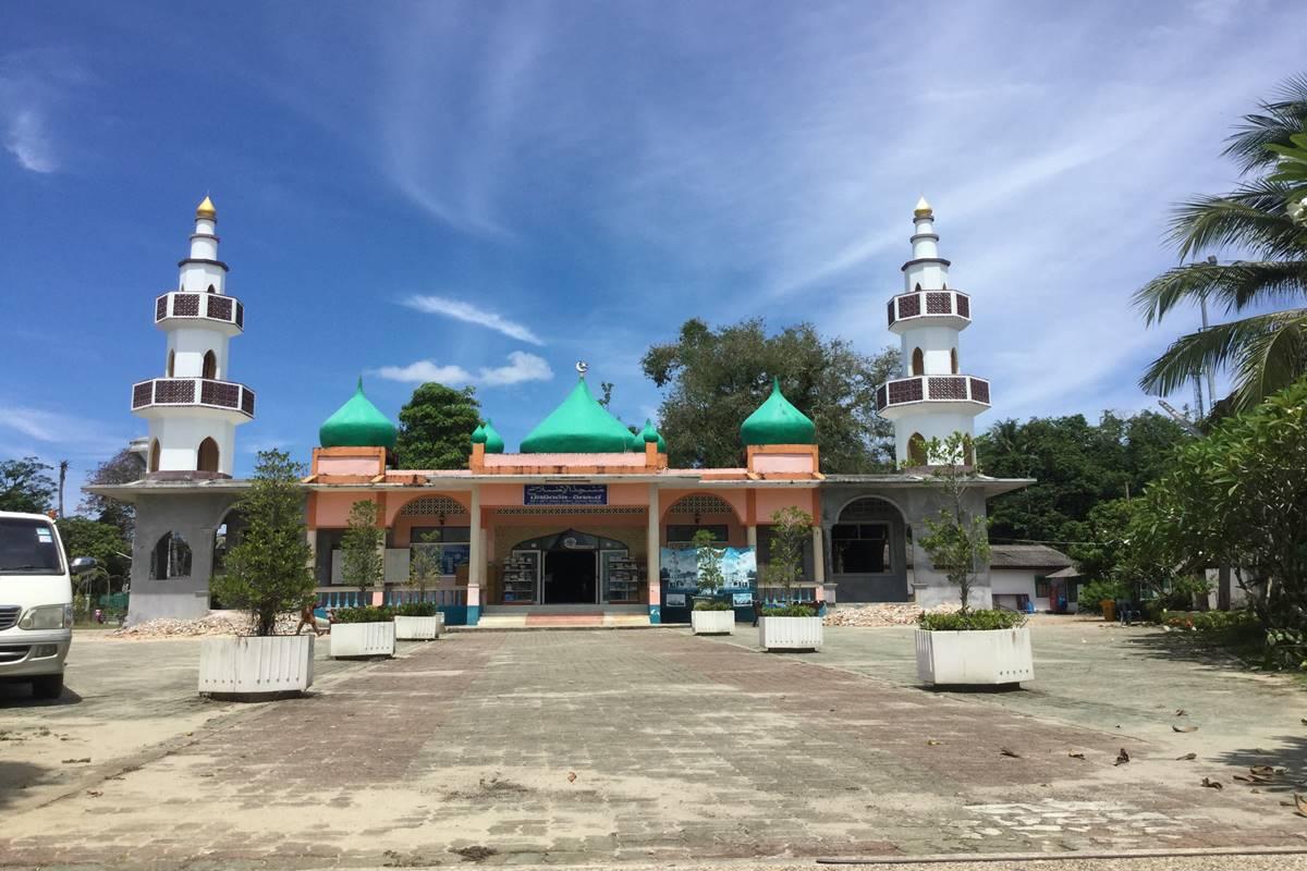 Ban Ko En Mosque