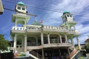 Darussalam Mosque