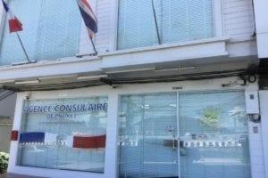 French Honorary Consul Phuket