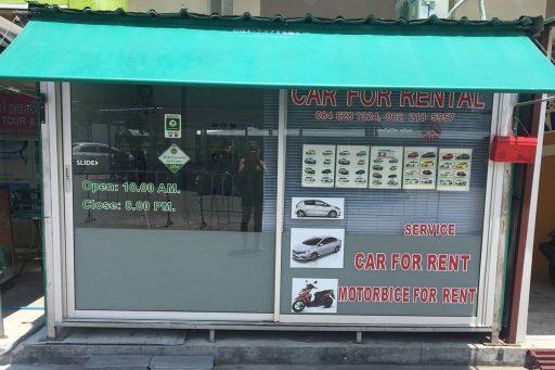 Kamala Car For Rental