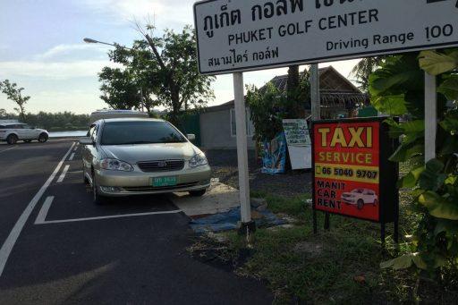 Taxi Service Lagoon
