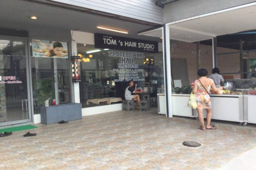 Toms Hair Studio Lagoon