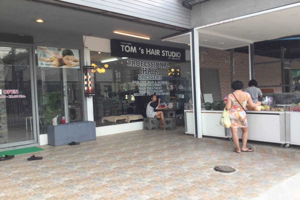 Toms Hair Studio Lagoon