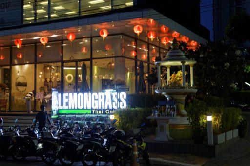 External Picture of the Lemongrass Restaurant Lime Light Avenue Shopping Mall Phuket Town