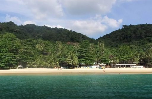 Nai Thorn Beach Phuket (in front of the White Andaman Beach Resort)