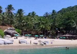 Nui Beach Phuket | one of over 5 Phuket Beaches