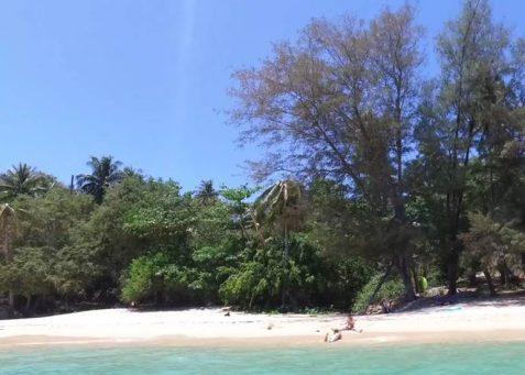 Pak Pahng Beach