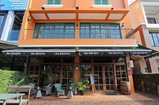 Da Sandro Restaurant Kathu Phuket   Exterior