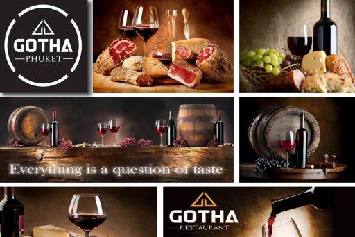 Gotha Restaurant Phuket Patong
