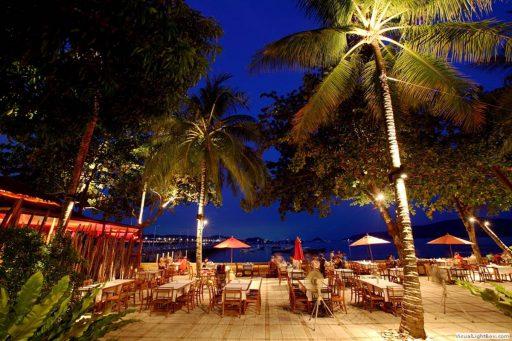 Kan Eang Pier Restaurant Chalong