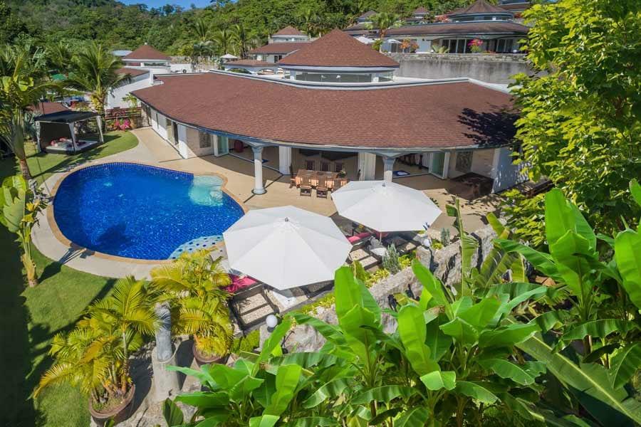 Phuket Pool Villa Eden