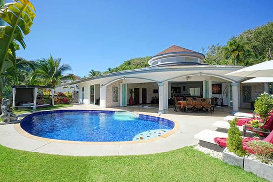 Phuket Luxury Pool Villa Eden at Luxury Villas Phuket