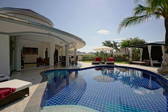 Phuket Villa Rental Orchid at Luxury Villas Phuket