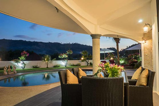 Jasmine Luxury Pool Villa Phuket Pool