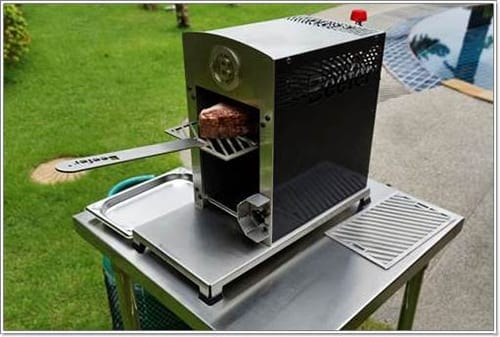 Villa Gas Grill | Beefer | Villa In Dining | Villa Services