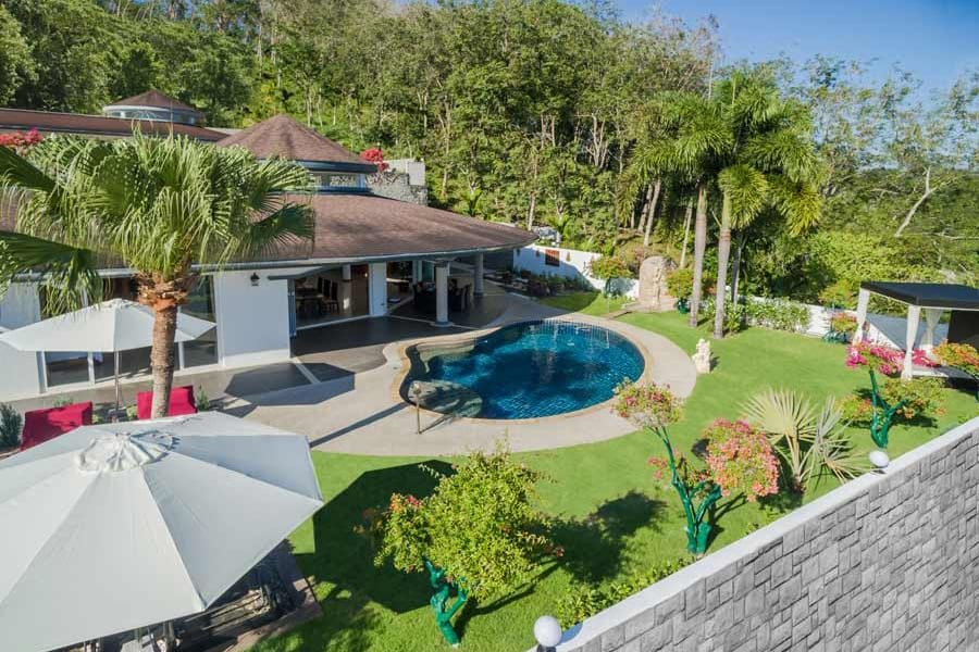 Birdview Phuket Pool Villa Jasmine | Bismarcks Paradise Phuket