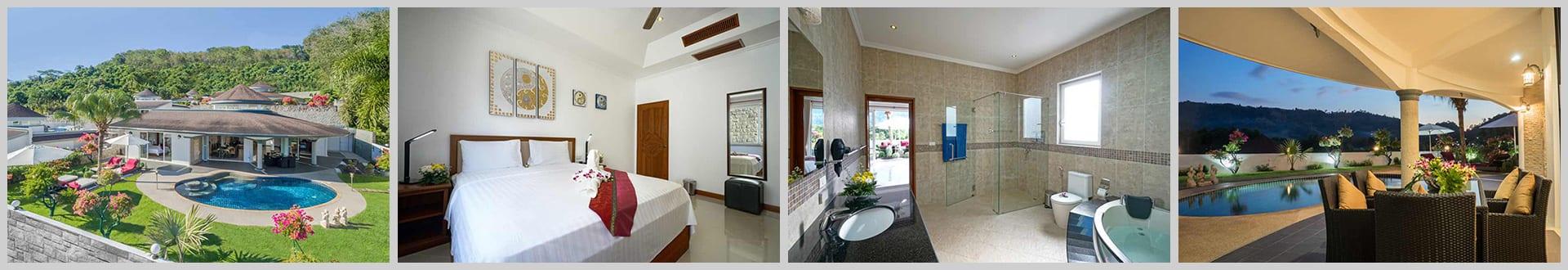 Jasmine Luxury Pool Villa Phuket