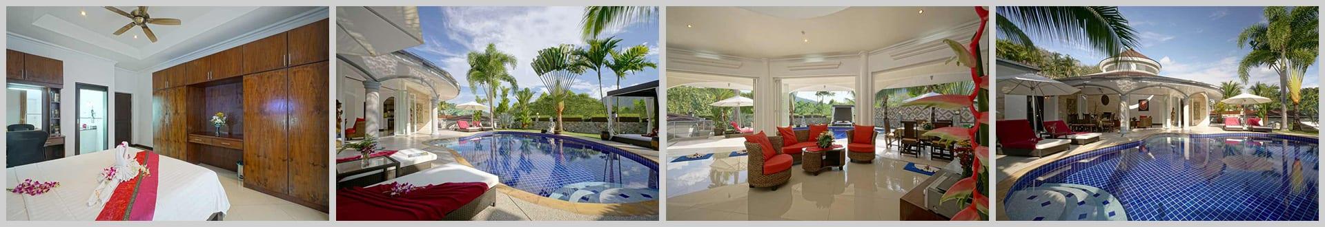 Lotus Luxury Pool Villa Phuket