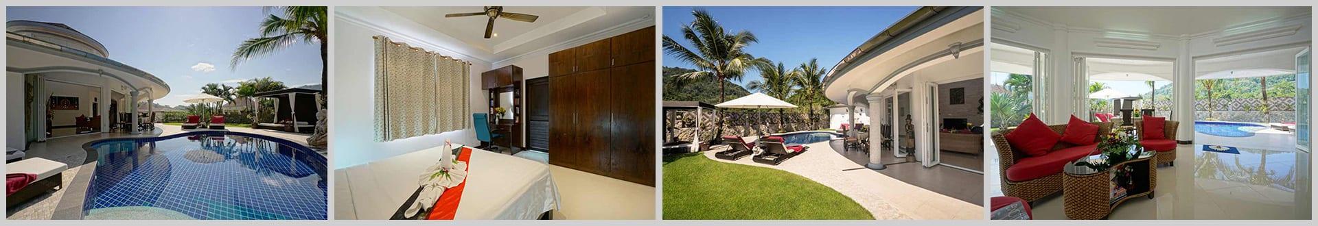 Orchid Luxury Pool Villa Phuket