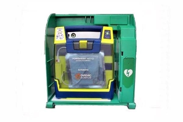 defibrillator | emergency medical amenities