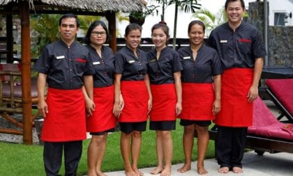 Caretaker, Housekeeping and Butler | Villa Team Phuket